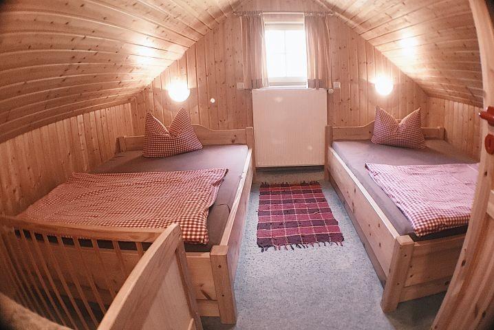 große Dachkammer