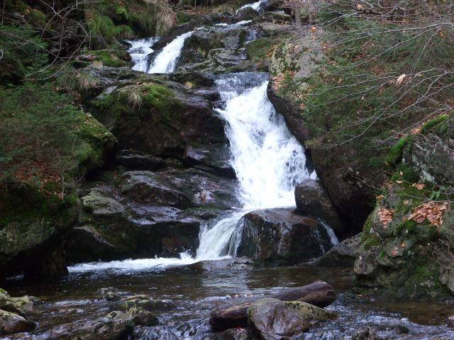 Rieslochwasserfälle
