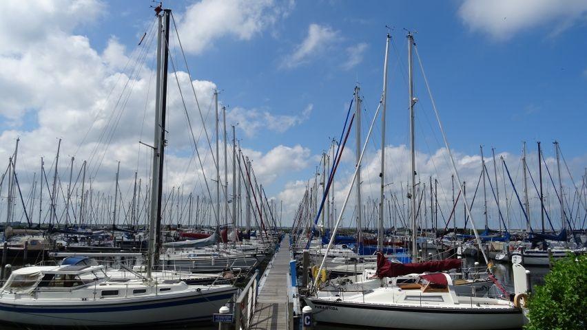 Jachthafen Andijk