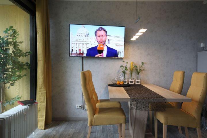 HD Sat TV und WLAN