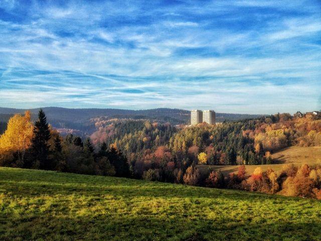 Traumhafte Lage mitten in der Harzer Bergwiesenwelt