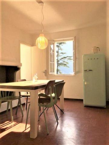 Appartement Breva: Das Esszimmer
