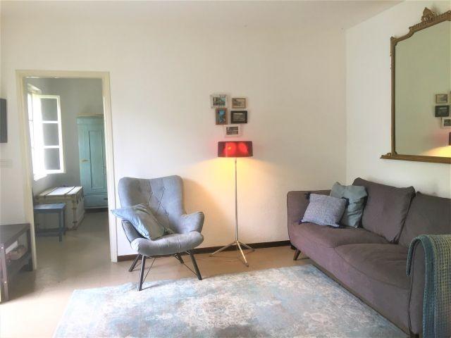 Appartement Tivan: Wohnzimmer und Schlafzimmer