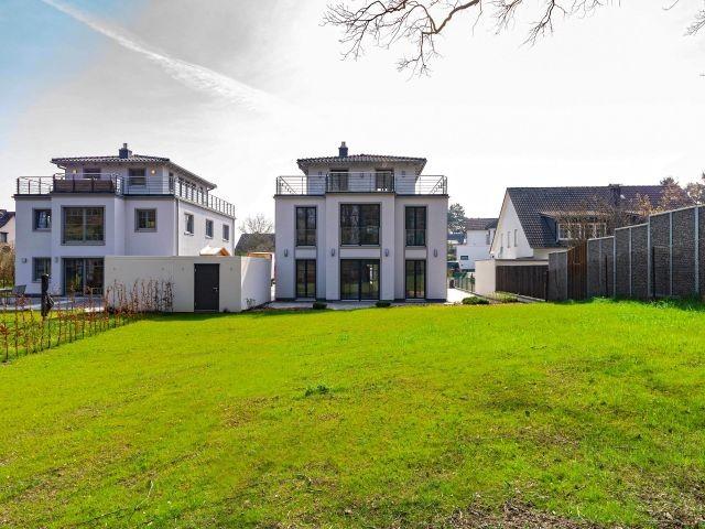 Gartenwohnung im Ostseebad Binz mit 2 Schlafzimmern, Kamin, WLAN, Sauna