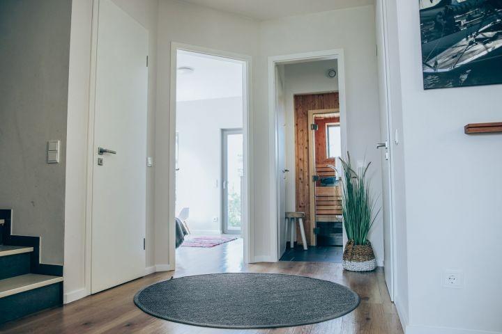 Hausflur Erdgeschoss