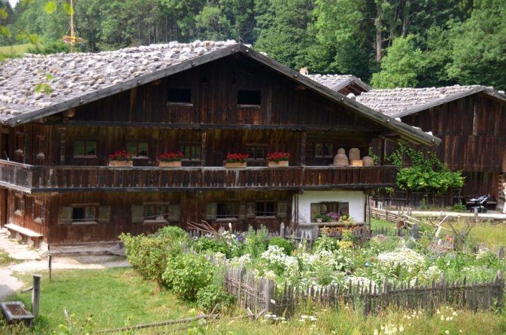 Ausflugsziel in der Nähe: Bauernhofmuseum