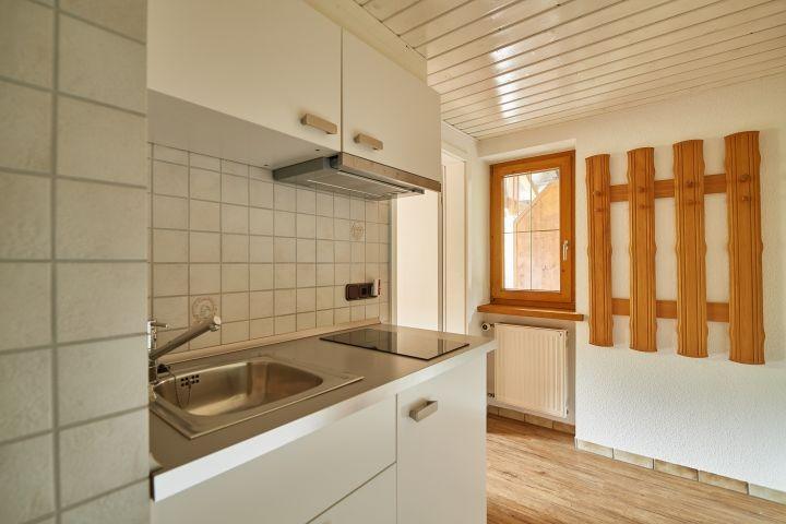 Eingangsbereich mit Küchenzeile