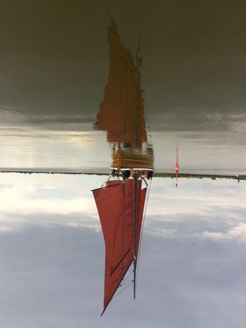 Bootsfahrt mit der Zeese