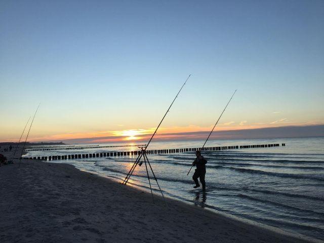 Brandungsangeln - Ostsee