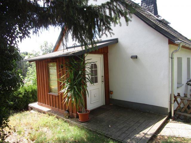 Eingang Haus oben