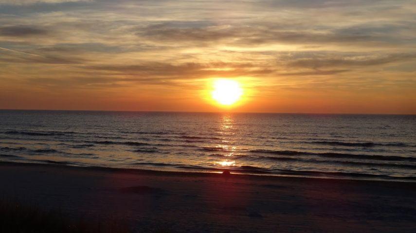 Sonnenaufgang Juliusruh