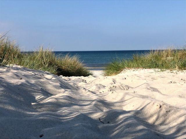 Strandzugang Juliusruh