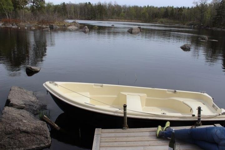 neues Ruderboot