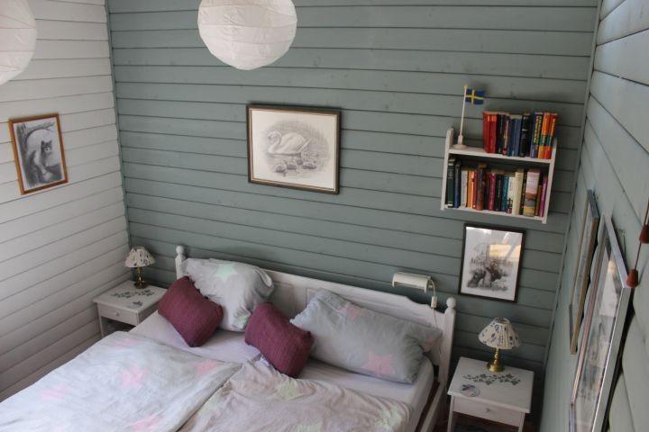 Schlaftzimmer (Doppelbett 1,80 m breit)
