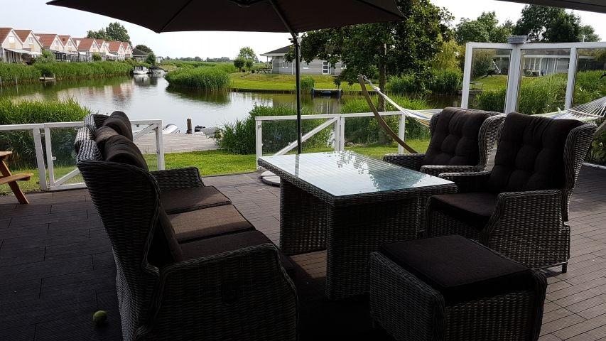 unsere neue Lounge Garnitur