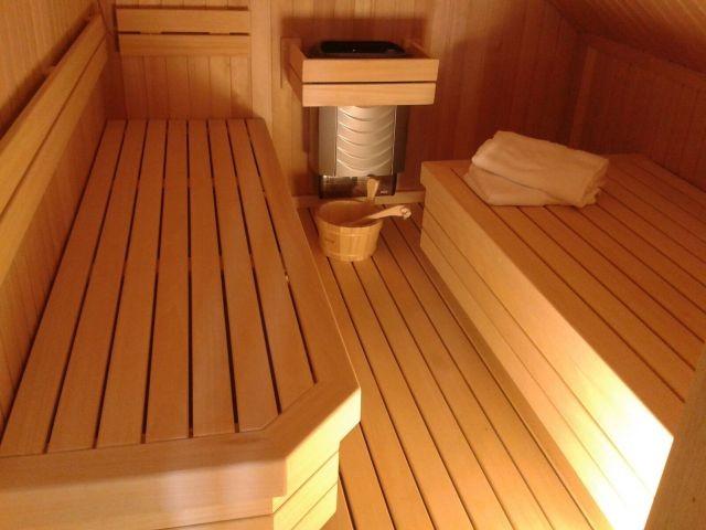 große Sauna