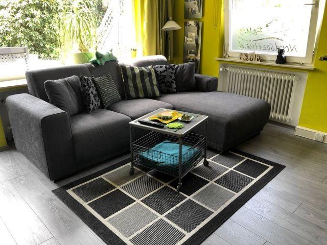 Wohnzimmer mit Langmach-Couch