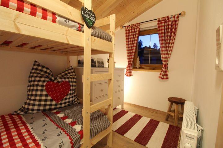 """Zimmer """"Waldblick"""" mit Stockbett"""