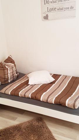 Einzelbett im 2 ten Schlafzimmer
