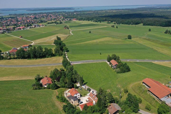 Der bayrische Urlaubstraum zwischen Chiemsee und den Voralpen
