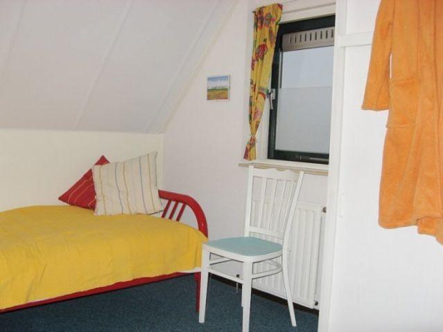 Das Kinderzimmer mit 2 Einzelbetten