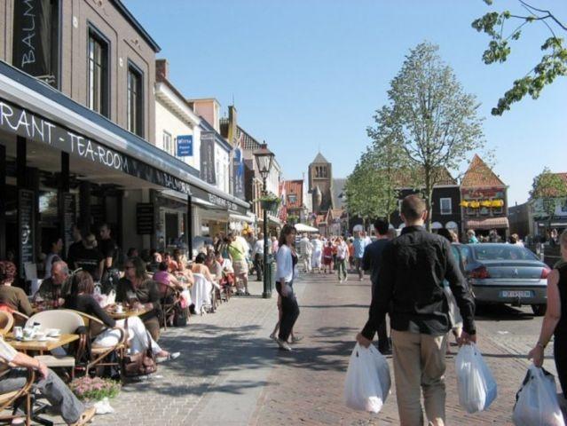Einkaufsbummel in Sluis