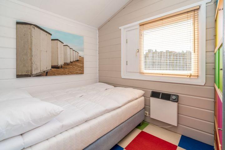 Schlafzimmer 3 mit Doppelbett (140x200)