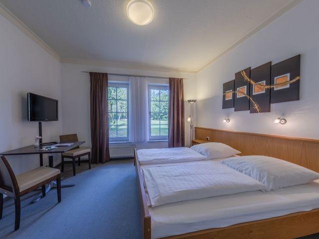 Zwei-Zimmer-Apartment
