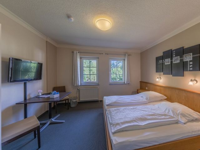 Zwei-Bett -Apartment