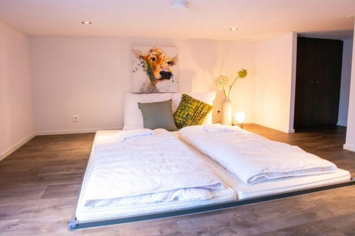 3. Schlafzimmer Deckenhöhe 1,3 m