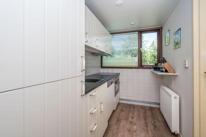 Die neue, offene Küche mit allem Komfort