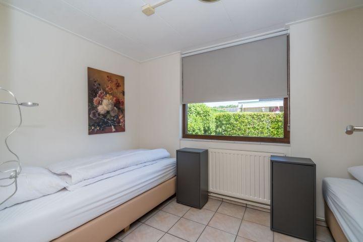 Schlafzimmer 2 mit 2 Einzel Boxsprings