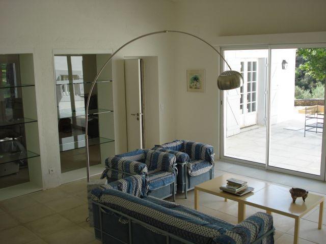 Teil des Wohnzimmer