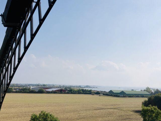 Alte Mühle in Lemkenhafen