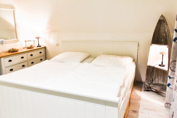 Schlafzimmer 1 - Betten