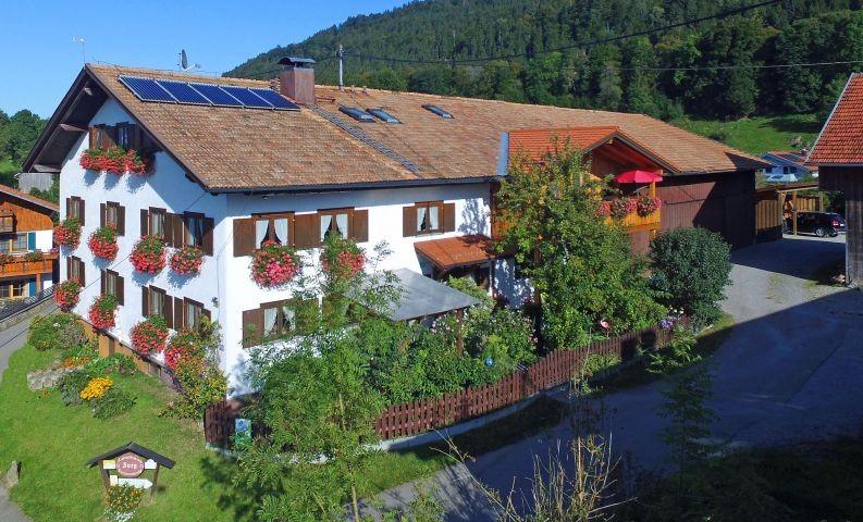 Landurlaub im  Oberallgäu