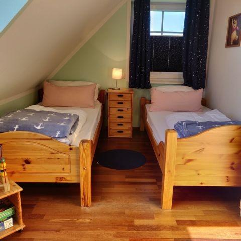 Einzelbettenschlafzimmer