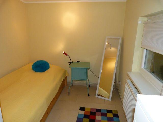 Gemütliches Einzelschlafzimmer