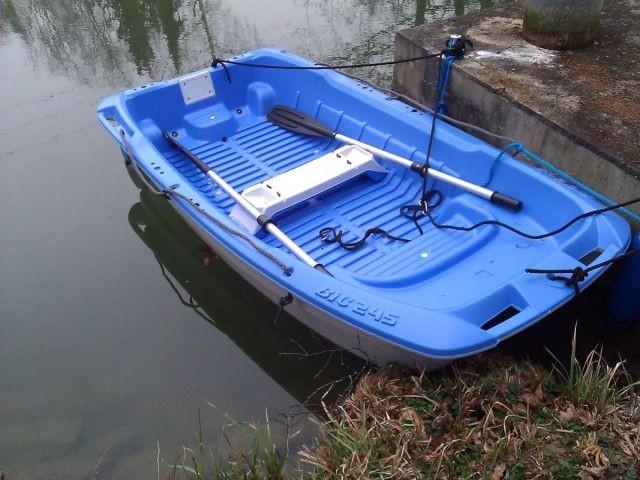 Für unseren Teich - Ihr Ruderboot