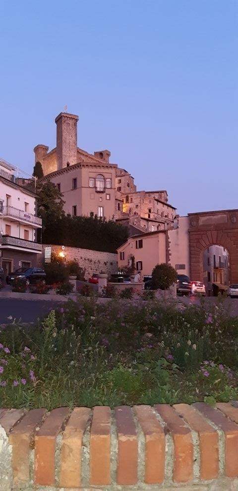 die Burg Bolsana