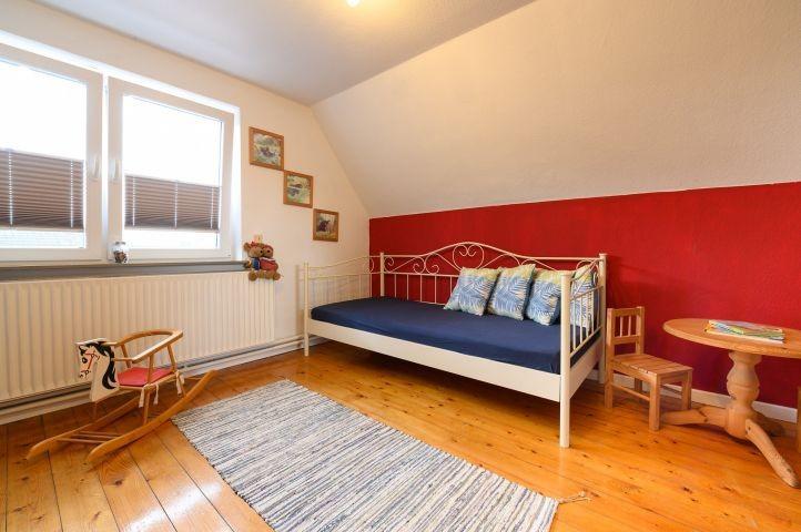 2tes Schlafzimmer im OG - Einzelbett