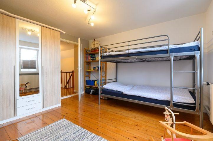 2tes Schlafzimmer im OG - Etagenbett