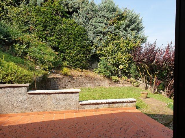 Privater umzäunter Garten zur Alleinnutzung