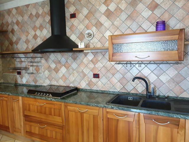 Kochnische im zweiten Wohnraum