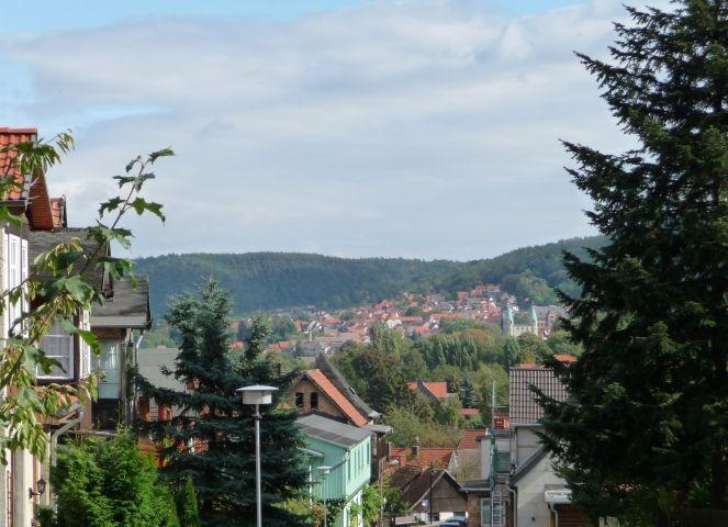 Bad Suderode und Gernrode am Harz, St. Cyriakus ©A. Zahn