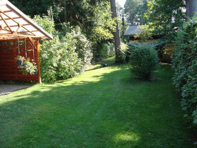 Garten zum Spielen und toben Ihrer Vierbeiner