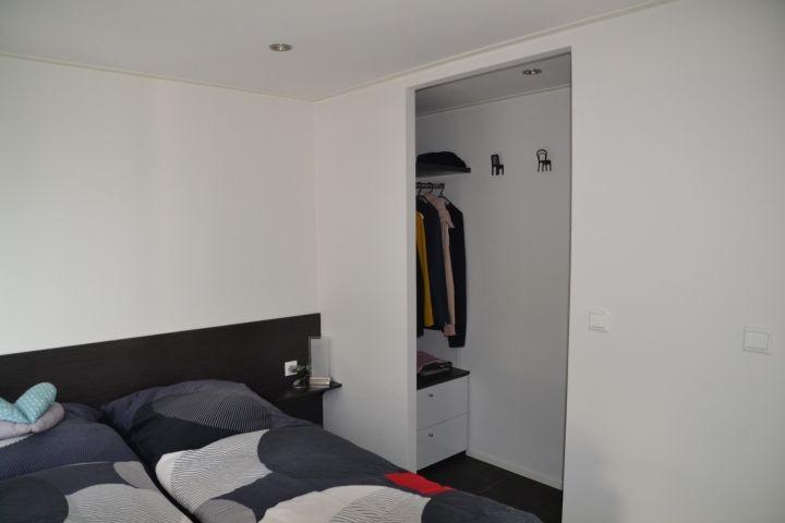 Elternschlafzimmer mit Ankleide
