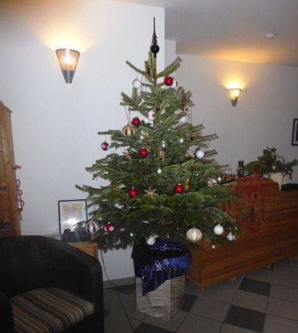 Weihnachten im Haus Musica - entspannt
