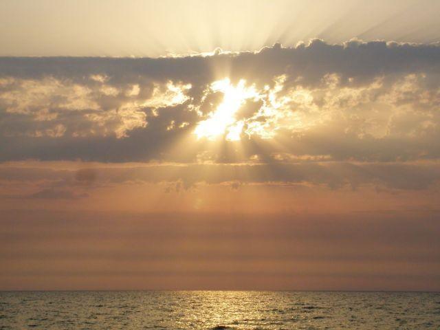 ... Sonnenuntergang