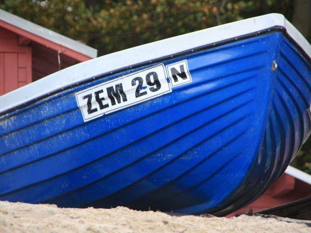 Am Strand von Zempin
